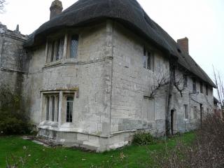 Marnhull stone tudor house