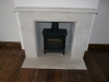 Marnhull firesurround and hearth by Hawk masonry