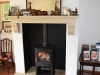 Marnhull fireplace by Hawk Masonry