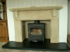 Marnhull Fireplace by Mewstone Masonry