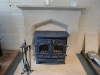 Showroom marnhull fireplace
