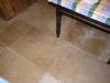Marnhull flooring with 3 coats of sealant and wax polish