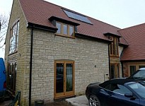 Sawn and Split new build in Sturminster Newton
