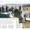 Feature in the Natural Stone Specialist Magazine